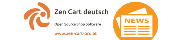 zen-cart-pro.at Newsletter